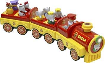 train babar lansay