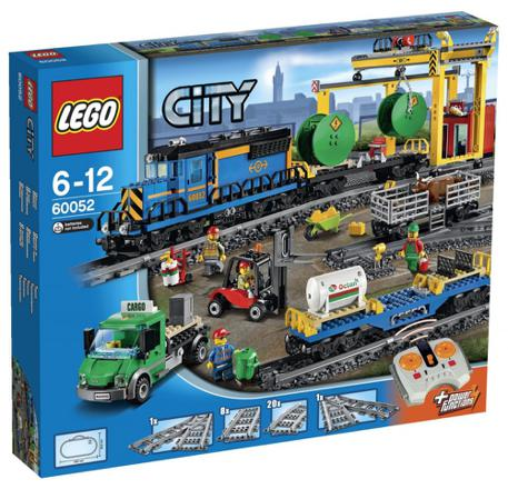 train de marchandise lego
