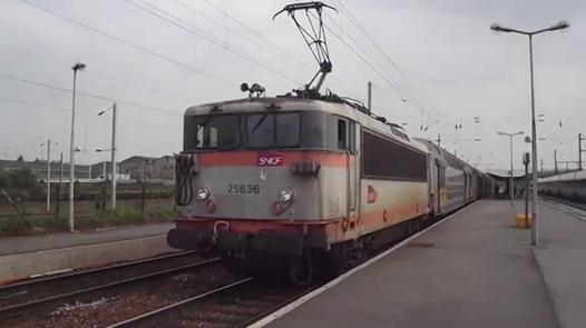 train douai lille