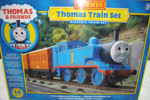 train electrique thomas