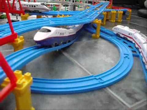 train electrique tomy