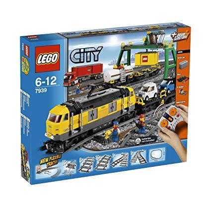 train en lego city