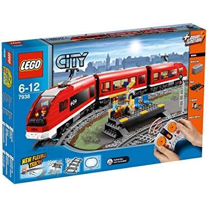 train lego passager