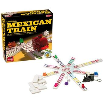 train mexicain