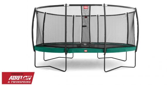 trampoline berg
