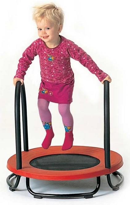 trampoline enfant 2 ans