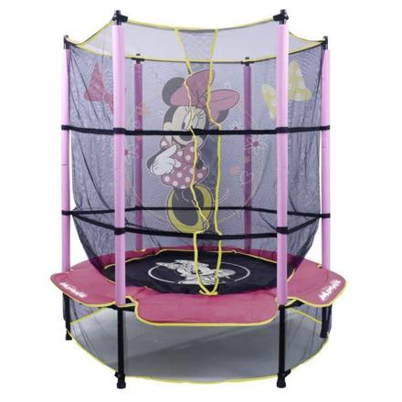 trampoline minnie