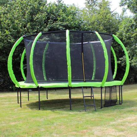 trampoline soulet