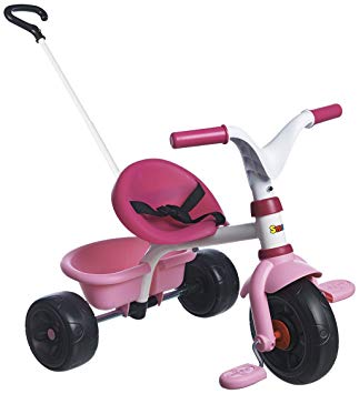 tricycle rose smoby