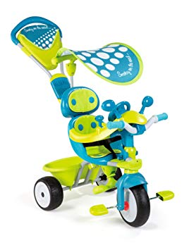tricycle smoby baby driver