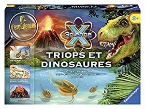 triops et dinosaures