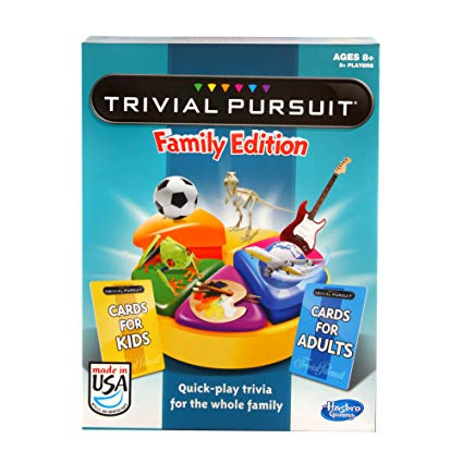 trivial poursuite family