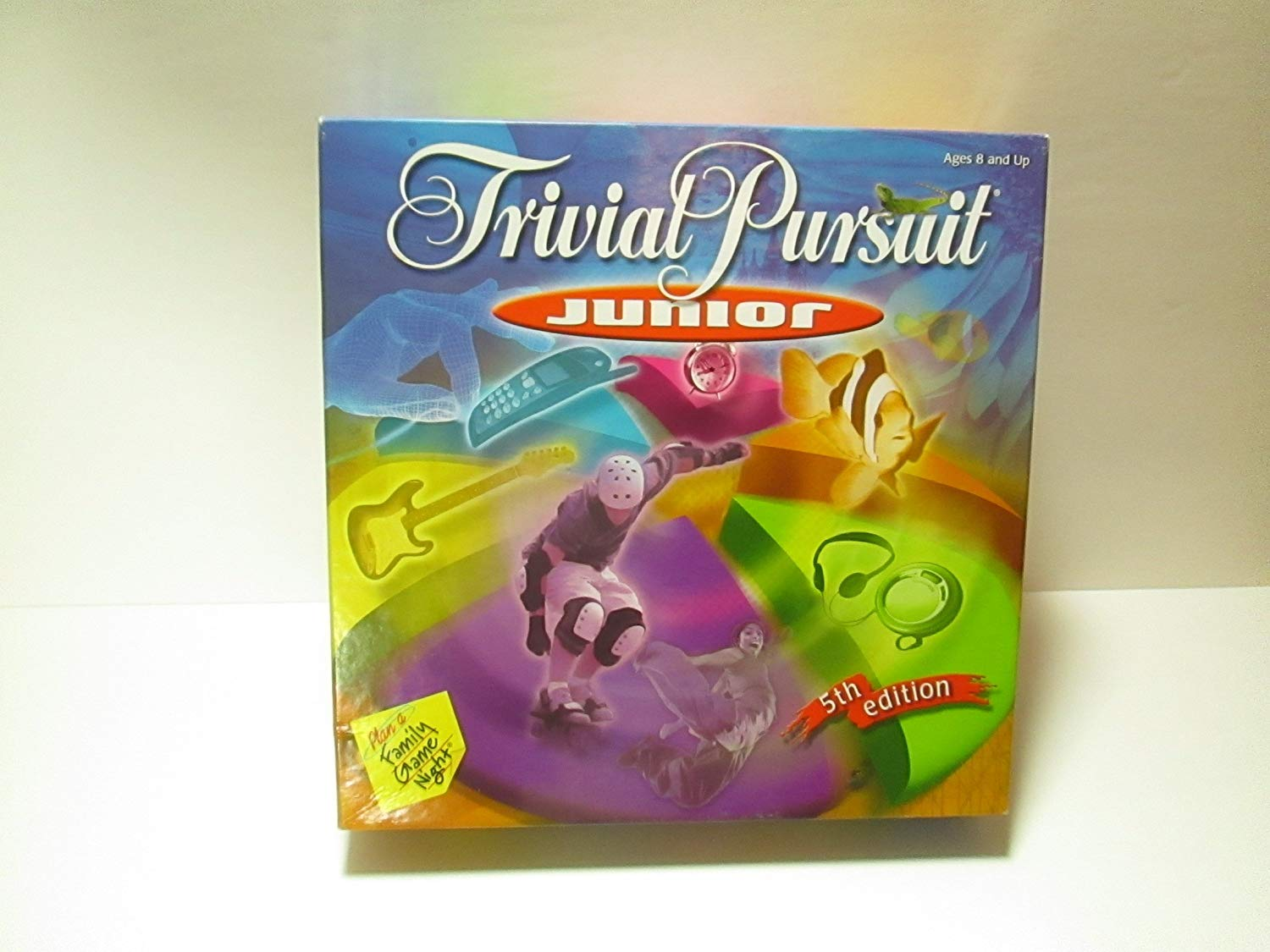 trivial poursuite junior