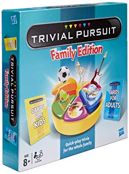 trivial pursuit edition famille