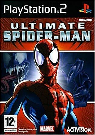 ultimate spider man le jeu