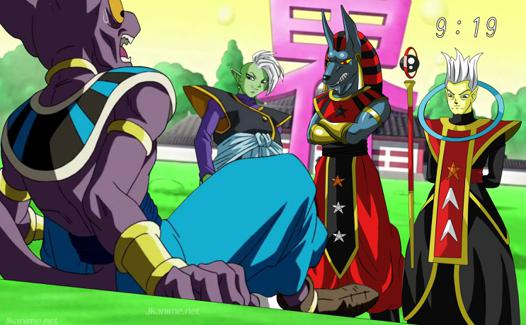 univers dragon ball super