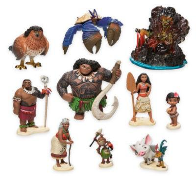 vaiana figurine