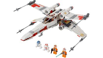 vaisseau spatial star wars lego