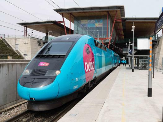 valence paris train