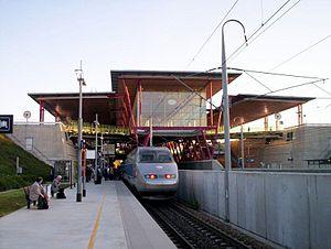 valence train