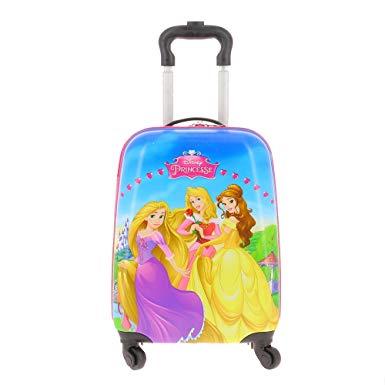 valise enfant princesse