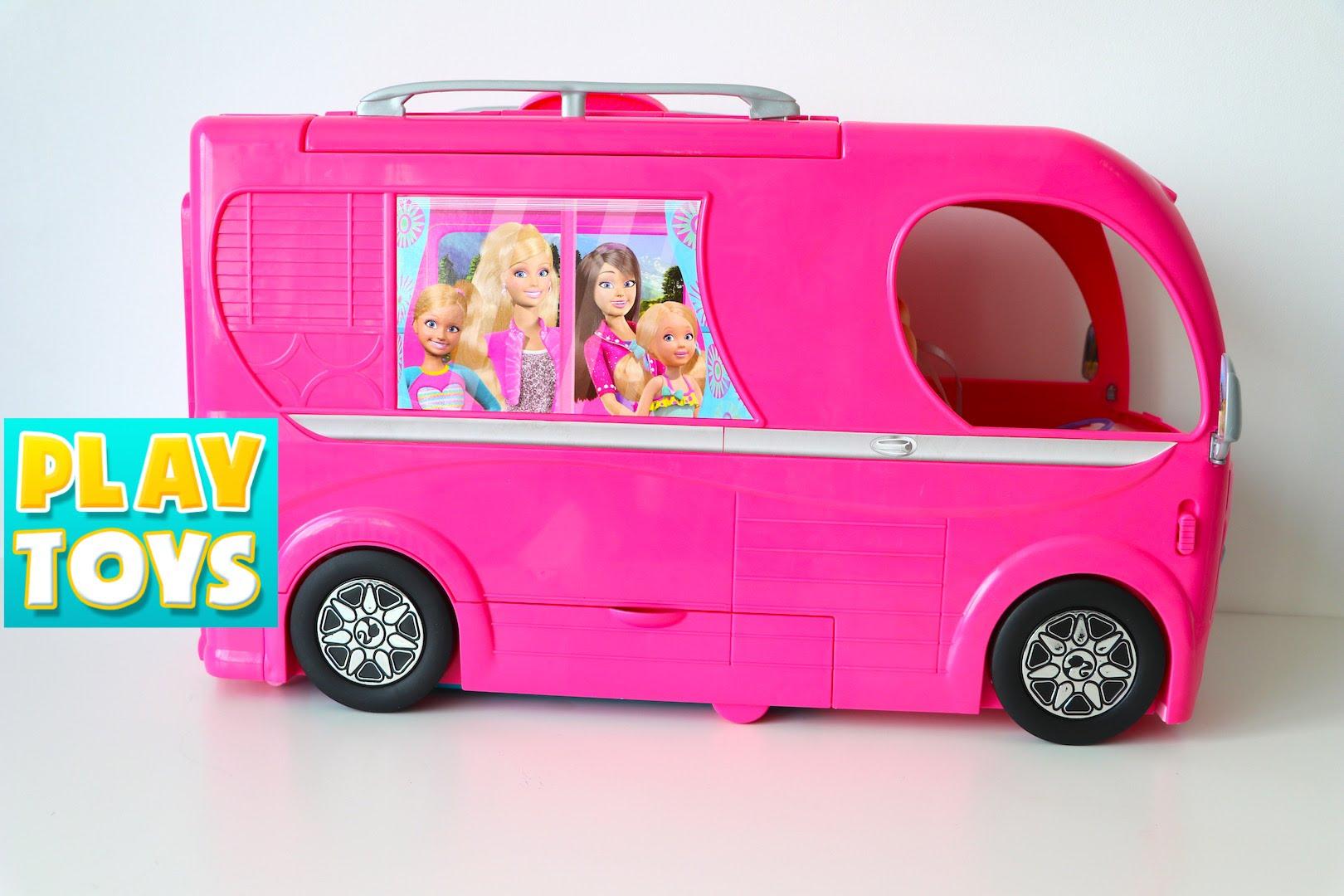 van de barbie