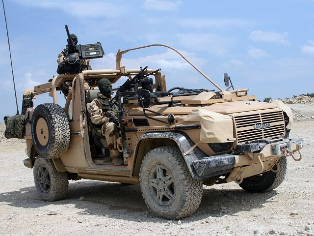 vehicule force speciale