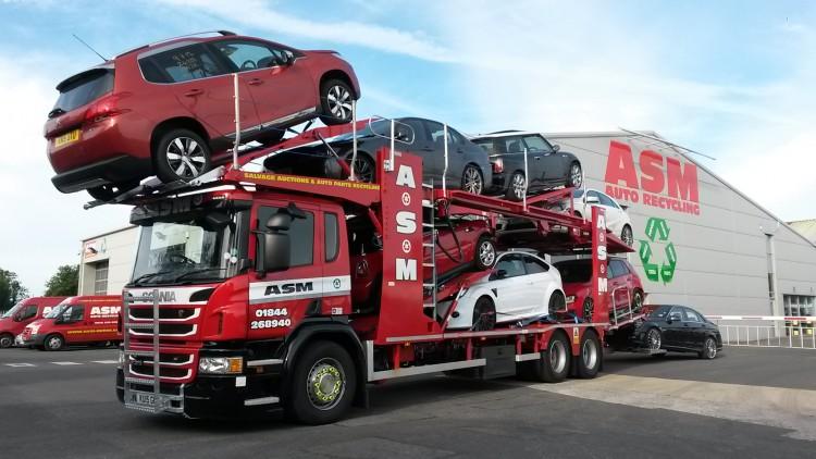 vehicule transporteur
