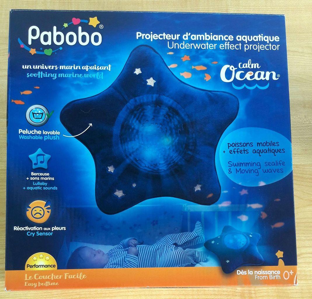 veilleuse pabobo calm ocean