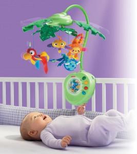 veilleuse pour lit bébé