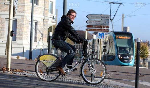 vélo besançon