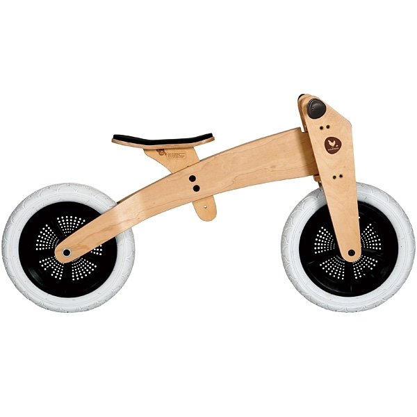 vélo draisienne en bois