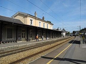 vernon train