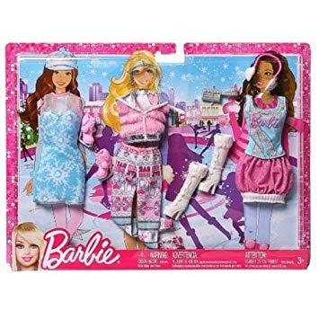 vetements barbie mattel