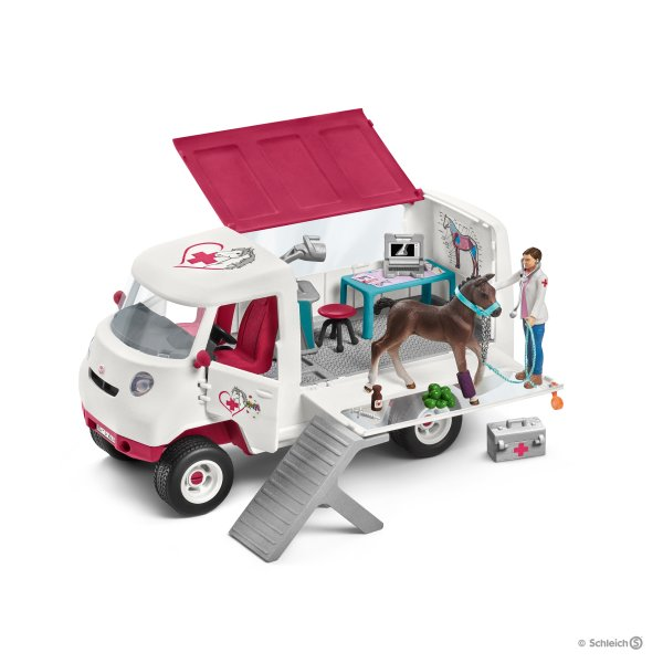 veterinaire mobile schleich