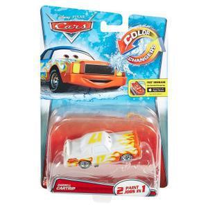 voiture cars qui change de couleur