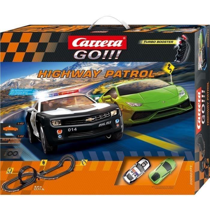 voiture circuit carrera go