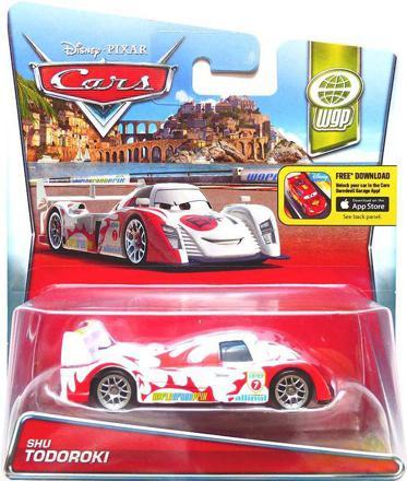 voiture de cars 2