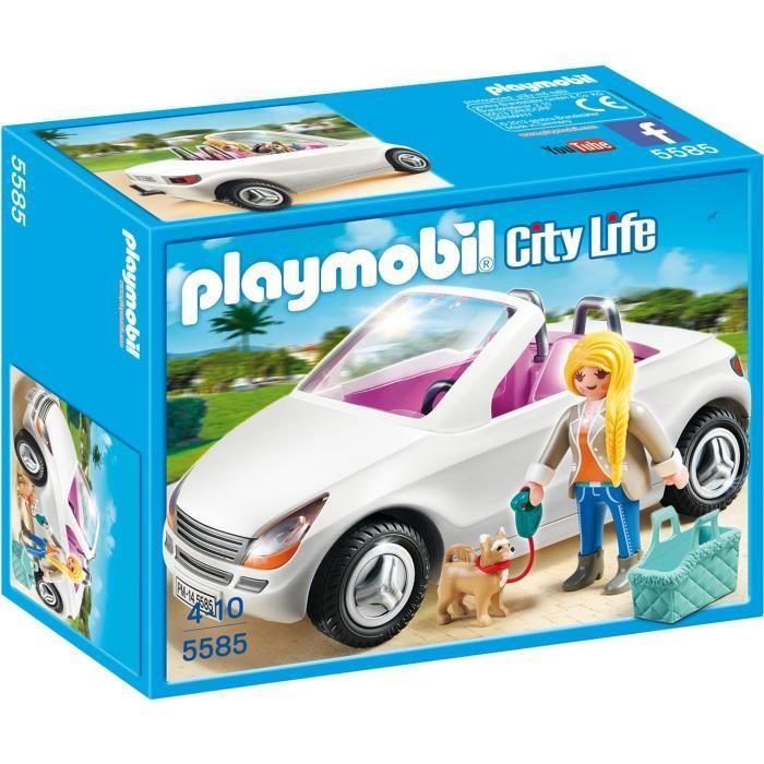 voiture de playmobil