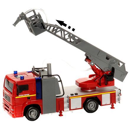 voiture de pompier jouet
