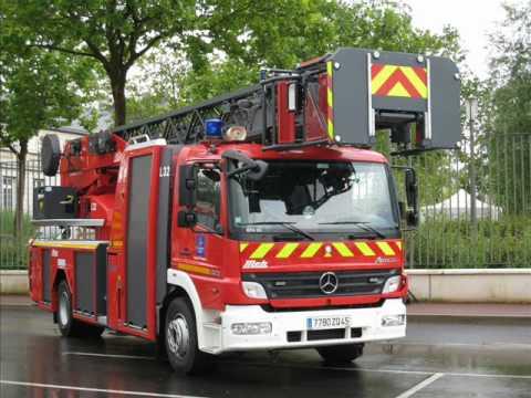 voiture de pompier