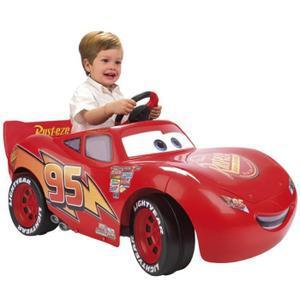 voiture electrique flash mcqueen
