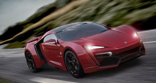 voiture fast and furious 7 rouge