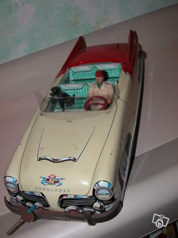 voiture joustra