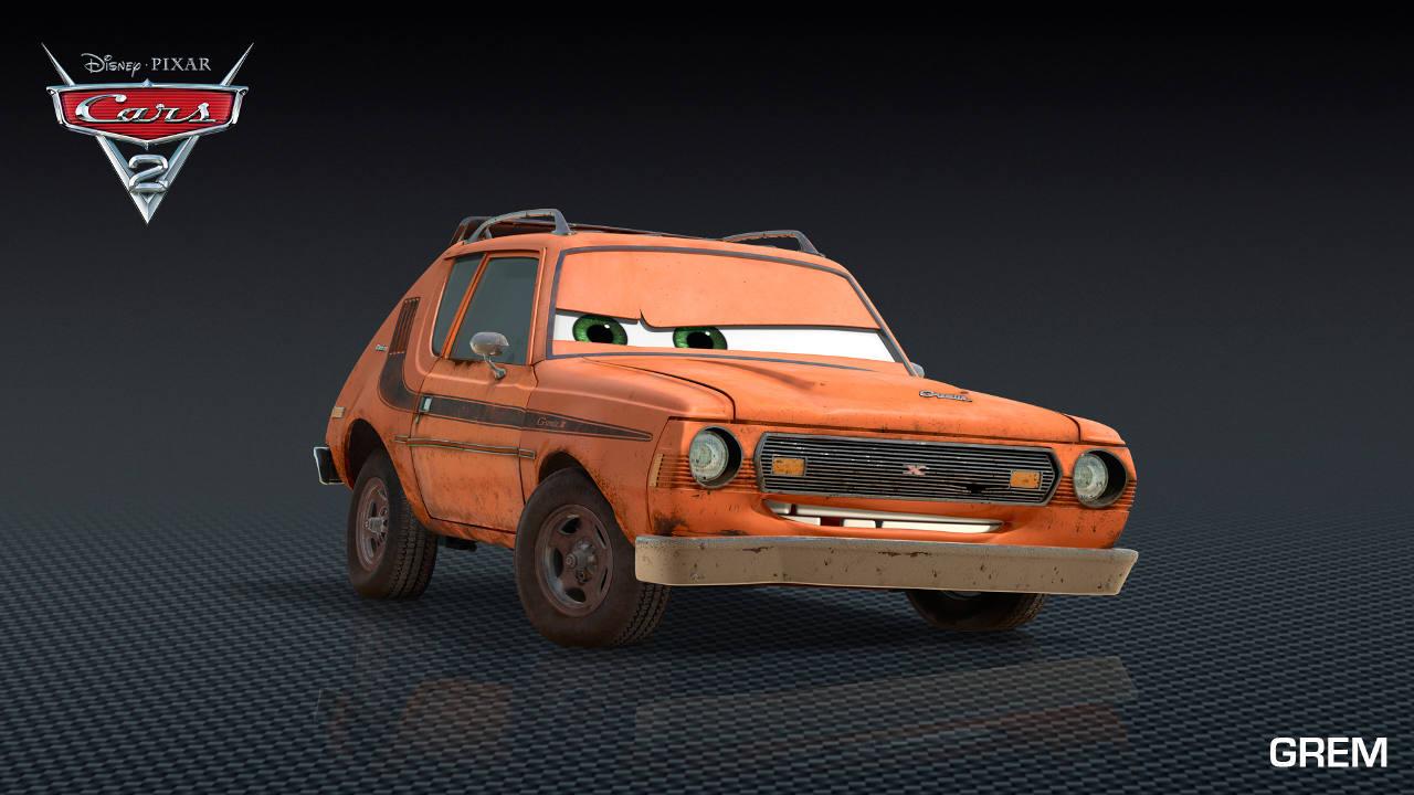 voiture orange cars