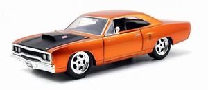 voiture orange fast and furious