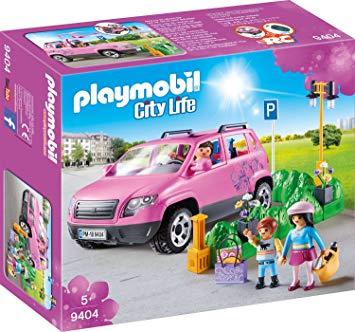 voiture playmobil familiale