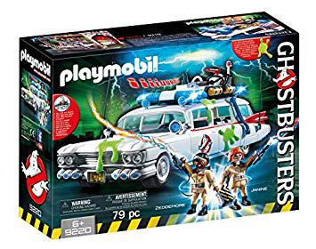 voiture playmobil ghostbuster