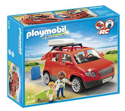 voiture playmobil summer fun