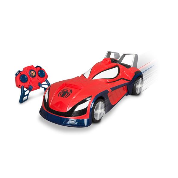 voiture radiocommandée spiderman